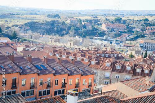 Viaje a la ciudad de Avila España - 241290557