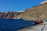 Santorin, Thira, Ile de Santorin, Cyclades, Grèce