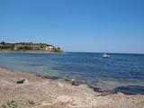 Isolated view of Akbuk bay Turkey - 241300301
