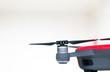 parts of drones, motors, propellers and servos