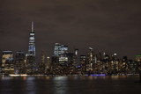 Financial District, NYC at Night -7