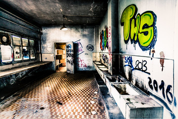 Urbex maison abandonnée