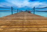 Traumhafter Meerblick Hurghada Urlaub mit schöner Wolkenstimmung  - 241346963