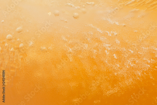 whiskey and ice abstract background - 241348184