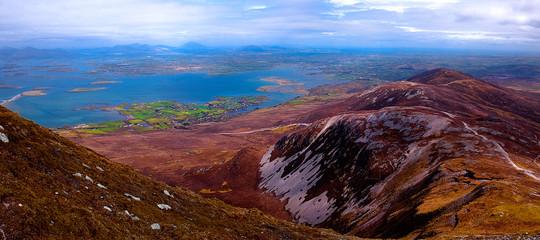 Irlande montagne © nicolas videment