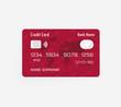 carte de crédit saint valentin