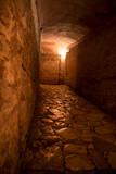 Dark Corridor of Old Underground