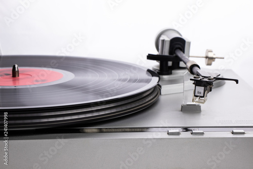 Old turntable 80s - 241407998