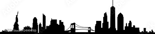 New York City Skyline - 241414783