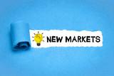 New Markets - 241440533