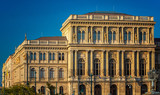 Building of Academy of Science (MTA), Budapest, Hungary - 241446996