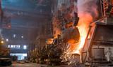 steel plant - 241520766