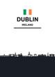 Dublin Skyline - 241528301