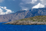 Mountains of Rhodes, Greece. - 241535560