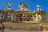 Fountain of the Owl in the Villa d'Este in Tivoli, Italy
