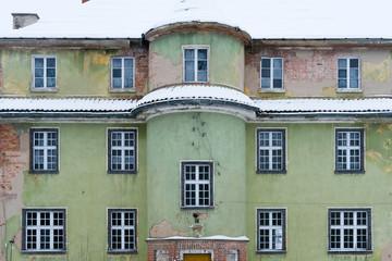 Gebäudefront © romanb321