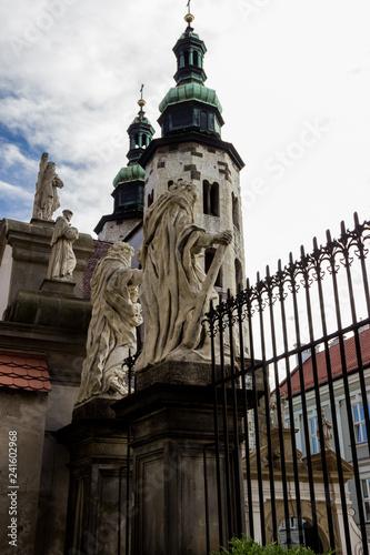 obraz PCV Chiesa Cracovia