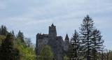 View of Bran famous castle in transylvania - 241604721