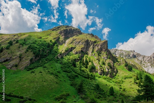 Scenic Austrian Alps