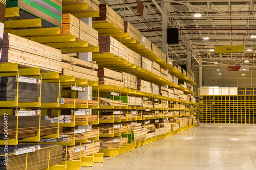 Warehouse of materials - 241644977