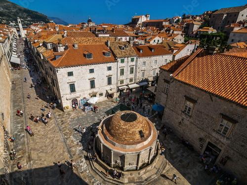 cityscape in Dubrovnik - 241656337