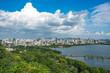 panoramic city skyline in china - 241735782