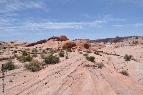 Wüste, Landschaft, Natur, Panorama, Felsen Himmel, Berge - 241754517