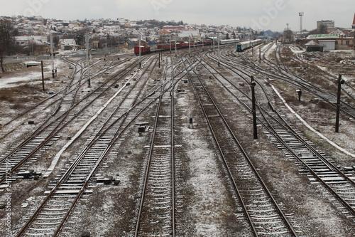 Railroad highway