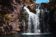 Waterfall of Calheta Levada. Madeira - 241832764