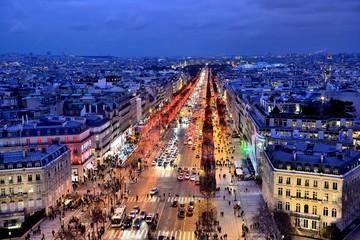 Champs Elysees © Yves