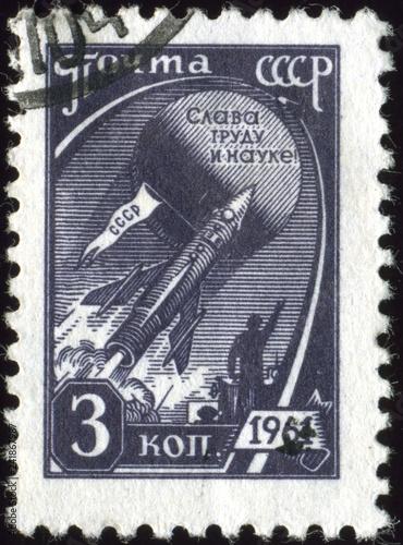 Vintage Stamps. - 241867987