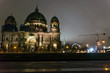 Germany. Cathedral on the Museum Island in Berlin