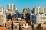 Chicago Skyline Scene in the Old Town and Gold Coast Neighborhoods - 241886105