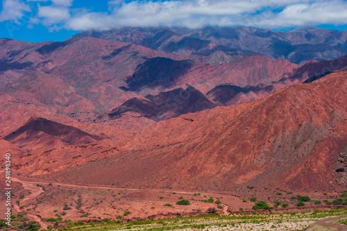 view of mountains, Salta, Argentina