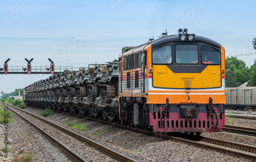 Special trains Freight train