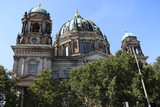 Berliner Dom Cathedral in Berlin, Germany - 241914799