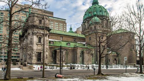 obraz PCV Montreal, Quebec, Canada