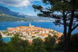 Town of Korcula, Dalmatia, Croatia - 241934361