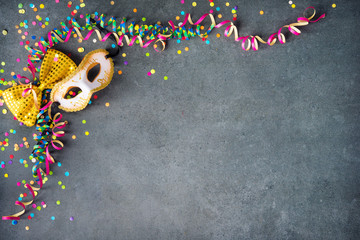Colorful birthday or carnival background © Alexander Raths