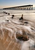Steetly Pier Sunrise