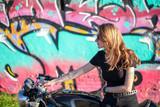 Fototapeta Fototapety dla młodzieży - Grafiti © ricardoferrando