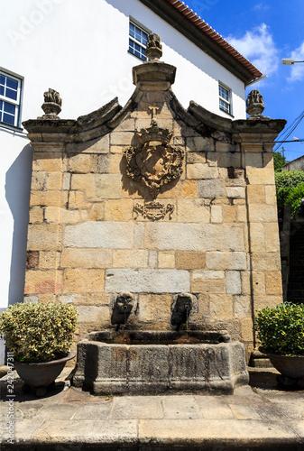 Gouveia Public Water Fountain