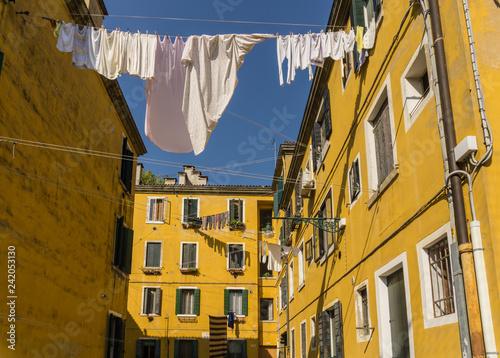 obraz PCV Venice cosy street, Italy