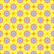 Abstract beautiful pattern for design. Can be used as fabric, template - 242097577