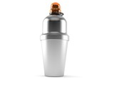 Cocktail shaker with emergency siren - 242142501
