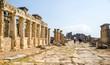 Denizli Pamukkale Hierapolis Ancient City