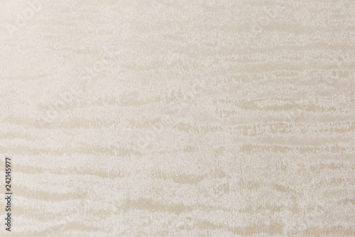 Beige abstract artificial leather texture with nap for background and design.