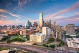 Dallas, Texas, USA skyline over Dealey Plaza © SeanPavonePhoto