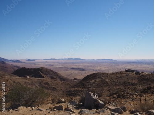 sunset namib desert - 242151156