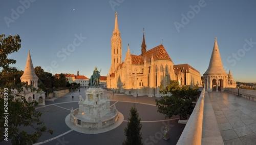 Morning in Budapest, Budapest, Hungary, 30 September 2018